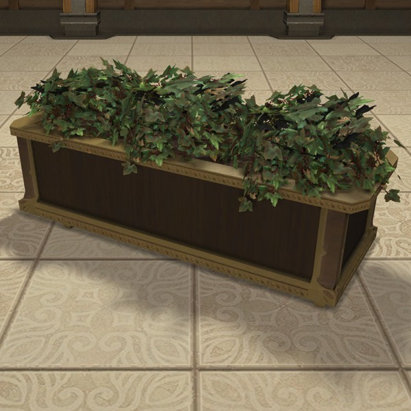 Planter Partition