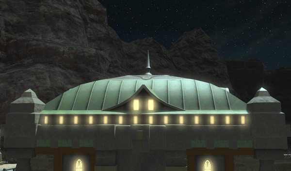 Oasis House Roof (Composite)
