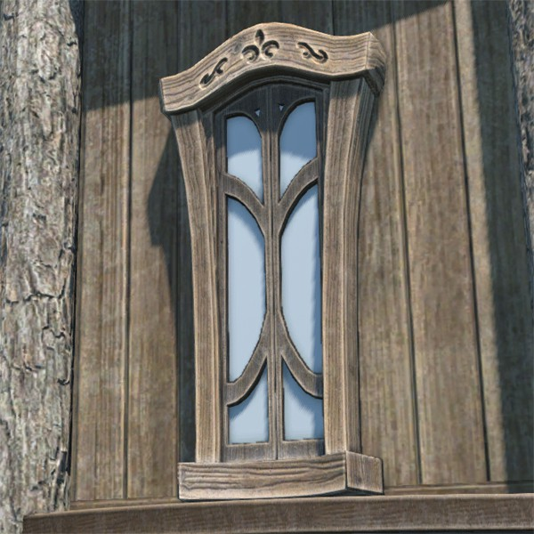 Glade Classical Window